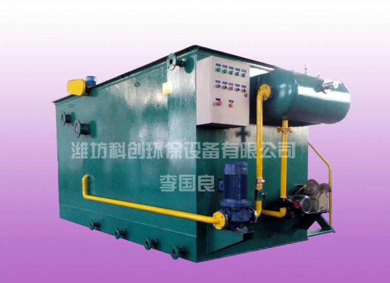 溶气气浮设备21