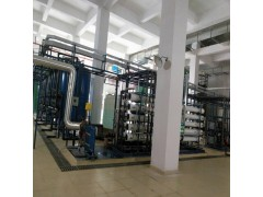 反渗透edi设备_二级反渗透+EDI设备纯水设备装置系统