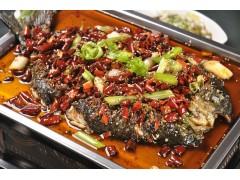 巫山烤鱼培训班一学习做巫山烤鱼