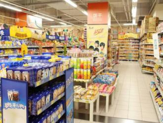 淄博多家超市下架所有乐天食品