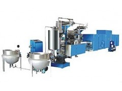 SE-150型全自动软糖生产线全自动软糖浇注生产线
