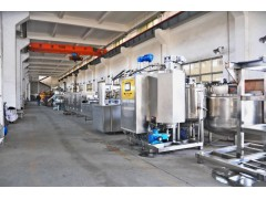 SE-150型全自动奶糖生产线全自动奶糖浇注生产线