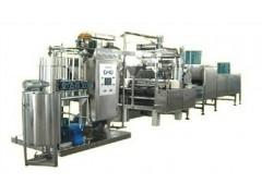 SE-150型全自动太妃糖生产线全自动太妃糖浇注生产线