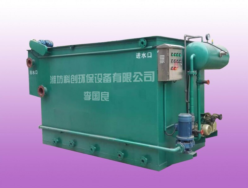 溶气气浮设备26