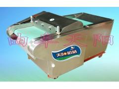 电动切皮机,仿手工粉皮切丝机