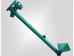 螺旋绞龙提升机 不锈钢螺旋提升机x1