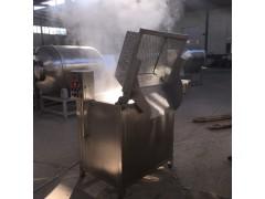 油炸设备厂家  油水分离机器   电加热油炸机
