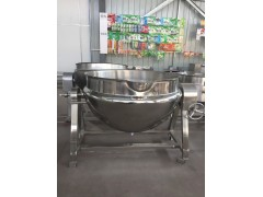 蒸汽夹层锅  蒸汽可倾夹层锅  酱牛肉卤煮锅