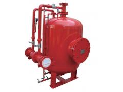 消防泡沫罐压力式比例混合装置