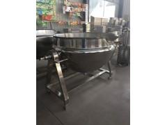 304不锈钢夹层锅  蒸汽夹层锅  立式蒸煮锅