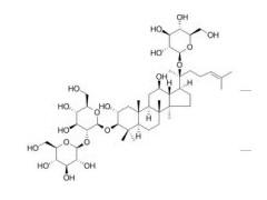 Gypenoside XLVI/绞股蓝皂苷XLVI