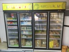 便利店饮料柜定制/高级风冷饮料冷藏柜生产厂家