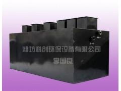 制作码头污水处理设备