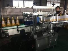 供应LANGYI/俍依LY-S180上海芒果汁双面贴标机