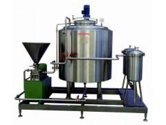 液态饮料溶糖系统