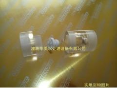 DN15单向阀止回阀逆止阀透明有机玻璃材质二氧化氯发生器配件