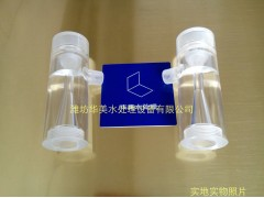 SSQ型透明有机玻璃材质水射器射流器文丘里原理 二氧化氯配件