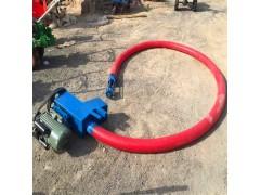 可移动式吸粮机 软管吸粮机 家用车载吸粮机