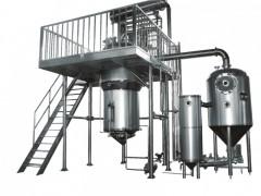 提取蒸发浓缩酒精回收设备