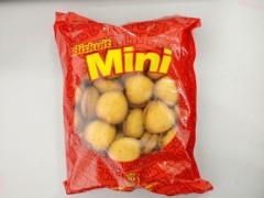 印尼进口菠萝夹心牛奶饼干