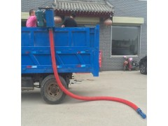 家用粮食吸粮机 移动式电动吸粮机  粮食装车吸粮机