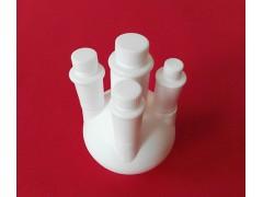 聚四氟乙烯圆底烧瓶/四氟圆底烧瓶-单/双/三/四口圆底烧瓶