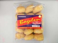 印尼进口奶酪味小馒头可加工成汉堡泡芙