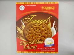 印尼进口 Tutung牛奶芝士味酥性饼干