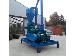 电动气力输送机  优质高效气力输送机  轮式吸粮机