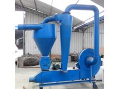 晒场可用气力输送机 轮式吸粮机 实体厂家直销气力输送机