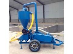 粮食输送气力输送机 轮式吸粮机 稻谷专用输送机
