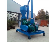 柴油机带动气力输送机  优质高效气力输送机