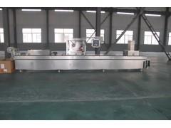 山东小康机械有限公司铝箔膜420全自动双面拉伸膜真空包装机