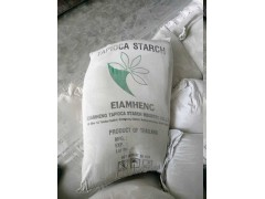 高白度优质亚明牌木薯淀粉正贸品牌木薯淀粉