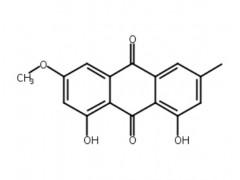 源植生物供应大黄素甲醚521-61-9对照品Physcion