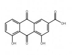 大黄酸478-43-3对照品Rhein源植生物实验室自制