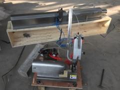 气动灌装填充打卡机 气动铝丝打卡机   肉类封口机
