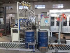丙酮200升灌装机,四氢呋喃液体灌装机