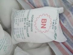 现货 泰国BN牌 原装进口木薯淀粉 木薯生粉