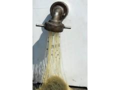 玉米钢丝面机小麦烫面机荞麦冷面机