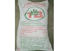 现货 越南TB七叶牌 原装进口木薯淀粉 木薯生粉