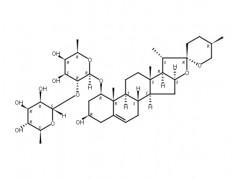 麦冬皂苷B对照品38971-41-4标准品源植生物优质供应