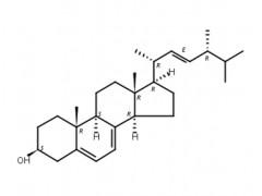 麦角甾醇Ergosterol对照品57-87-4标准品