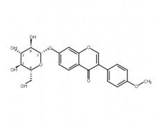 芒柄花苷Ononin对照品486-62-4