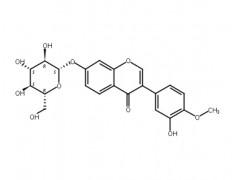 毛蕊异黄酮苷对照品20633-67-4毛蕊异黄酮葡萄糖苷