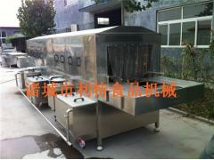 高效节能洗筐机 利特洗筐机现货供应  全自动碱水洗筐机