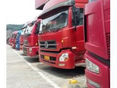 广州到赣州整车零担货运专线-货物运输