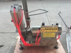 牛排灌装机  牛排气动填充机  牛排重组填充机打卡机