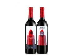 小红帽葡萄酒批发价、小红帽12.5度干红、【团购】02