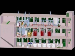 高档面粉机械 100吨高档面粉机械 高档面粉机械价格